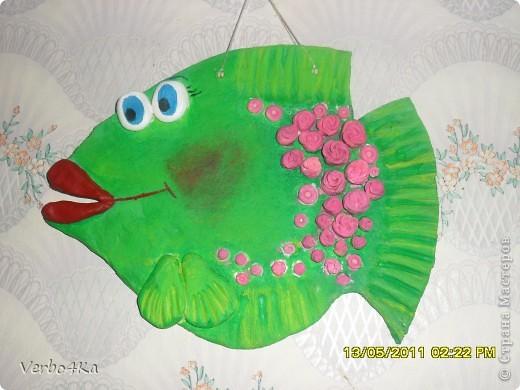 Чудо-рыбка ))))