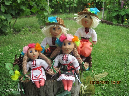 За эту неделю группа украинцев родилась у меня на даче. фото 2