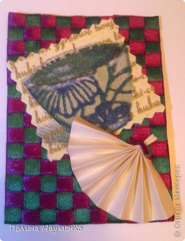 вторая проба пера... фон - это плетенка... фото 4