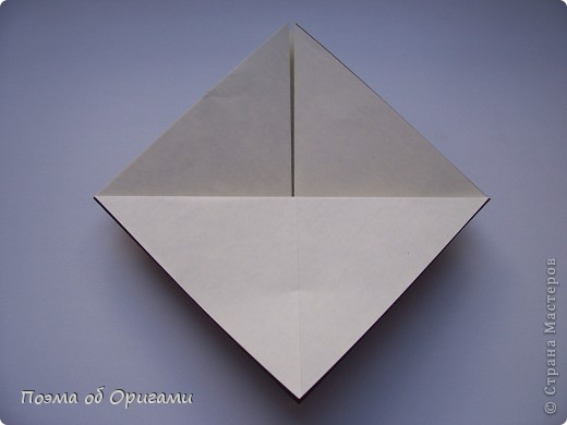 Наш сказочный щенок будет жить в корзинке сложенной в технике оригами, как и он сам.  Идея его создания забавного песика принадлежит Эдвину Кови, а вот корзинку придумал Альдо Патиниьяно. фото 37