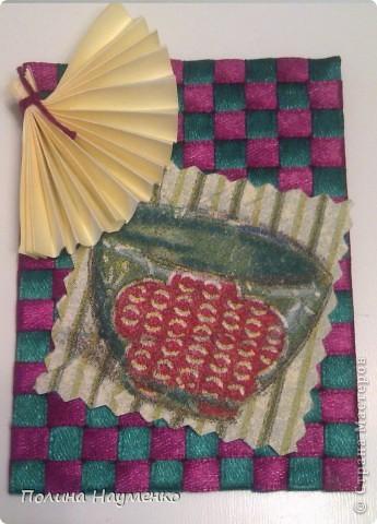 вторая проба пера... фон - это плетенка... фото 5