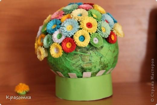 УРА! Я научилась делать такие цветочки!!! Сначала нашла МК в интернете. И очень удивилась, что мастер ШМыГа из нашей страны. Здесь тоже есть ее МК: http://stranamasterov.ru/node/46090 Мариночка! Спасибо Вам большое! Только благодаря Вам научилась делать эту красоту. фото 3