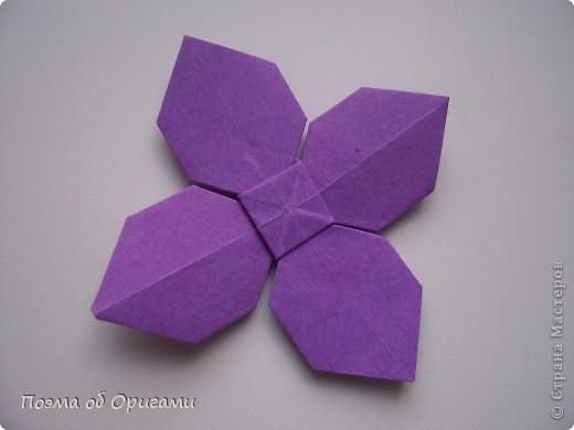 Наш сказочный щенок будет жить в корзинке сложенной в технике оригами, как и он сам.  Идея его создания забавного песика принадлежит Эдвину Кови, а вот корзинку придумал Альдо Патиниьяно. фото 59