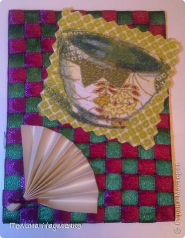 вторая проба пера... фон - это плетенка... фото 8