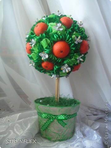 Вот представляю на ваш суд мое первое дерево сделанное на заказ!!! До этого все мои деревья расходились на подарки друзьям и родственникам. А это уже моя подруга заказала мне это дерево для на свадьбу для своей сестры. фото 11