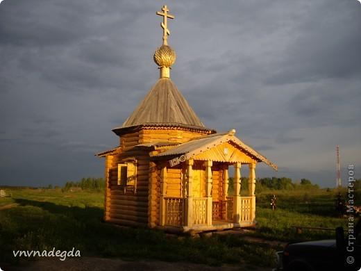 Наш красавец храм в честь св.прп.Варнавы Ветлужского. фото 10