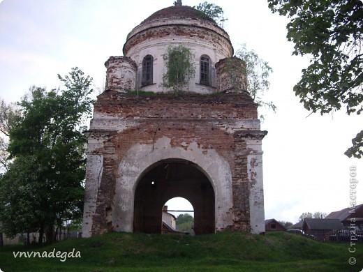 Наш красавец храм в честь св.прп.Варнавы Ветлужского. фото 12