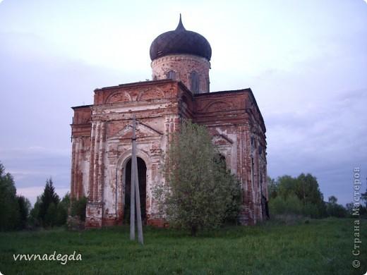 Наш красавец храм в честь св.прп.Варнавы Ветлужского. фото 13