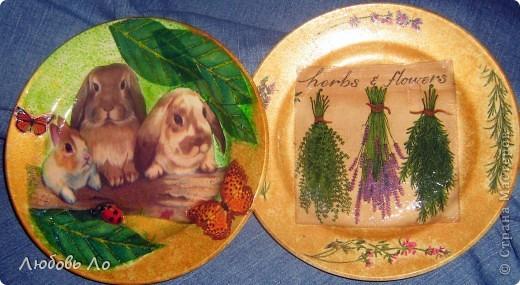 Фрагменты разных салфеток, клей ПВА, краска акриловая, насекомые-стикеры, блестки, лак. фото 2