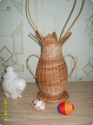 птица счастья,ваза цветок и ваза с цветами. фото 4