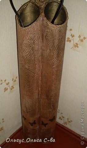 Моя проба изготовления вазы по МК Наташи Радуги http://stranamasterov.ru/node/150206?c=favorite фото 3