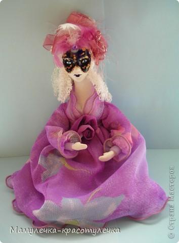 Линда. В платье из нежнейшего шёлка. фото 5