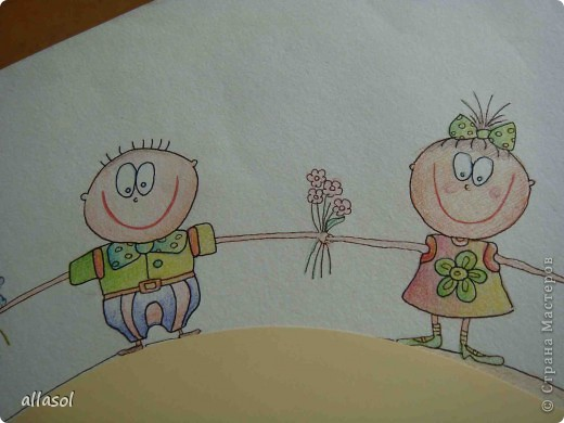 В субботу в школе был выпускной для 9 классов. Вот такой волшебный цветок мы сделали в подарок школе.  Сейчас он стоит в вестибюле.  фото 17