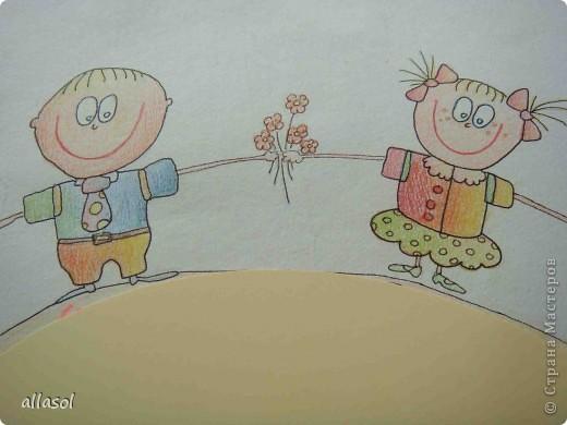 В субботу в школе был выпускной для 9 классов. Вот такой волшебный цветок мы сделали в подарок школе.  Сейчас он стоит в вестибюле.  фото 18