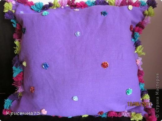 Присоединяюсь к любителям подушечек. фото 3