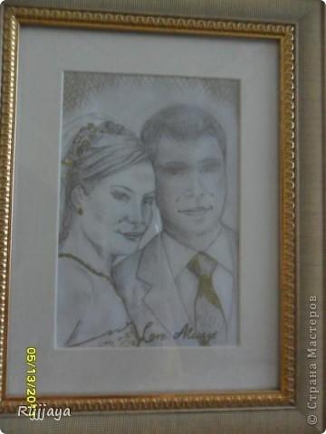 Наш свадебный портрет