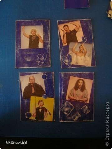 """Карточки АТС """"Вот какие мы разные""""  фото 1"""