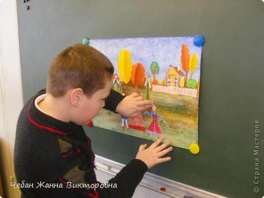 """Коллективная работа """"Осенины"""" фото 3"""