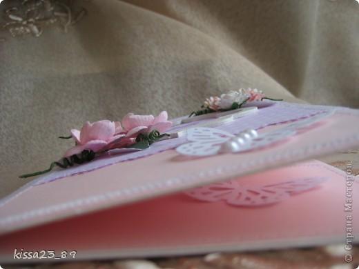 Открыточка для молодой девушки. фото 6
