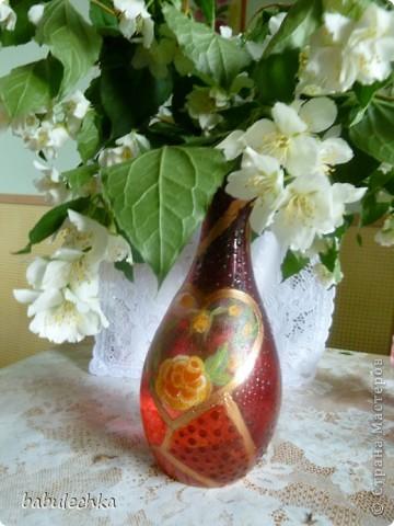вот так смотрится ваза с водой и жасмином фото 6