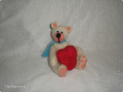Северный мишка приехал на юг,взял в руки сердце которое растопило лед в его холодном сердце и решил навсегда остаться в теплых странах фото 1