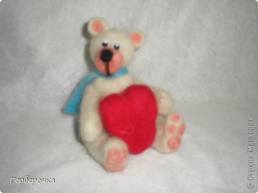 Северный мишка приехал на юг,взял в руки сердце которое растопило лед в его холодном сердце и решил навсегда остаться в теплых странах фото 2