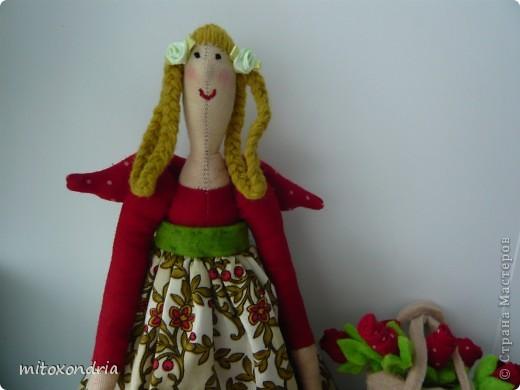 Знакомьтесь, Это Женевьева. Назвала её так в честь мужа Жени :))) фото 5