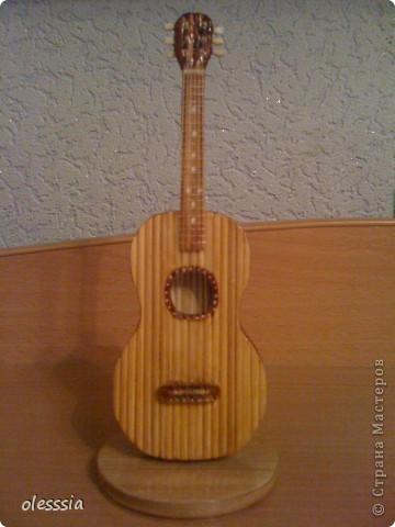 Гитара. фото 1