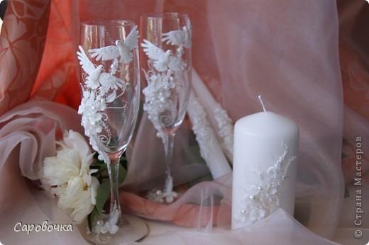 Комплект красивой, но несчастной невесте, у которой в поезде украли всю свадебную атрибутику((( фото 1
