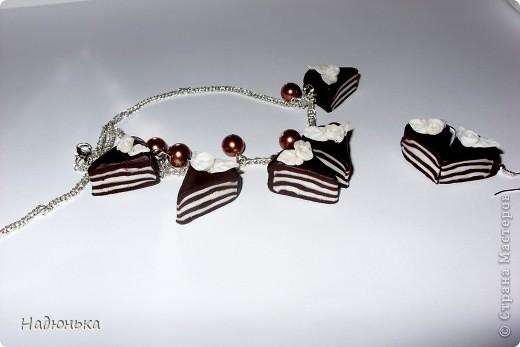 Шоколадные вкусняшки фото 1