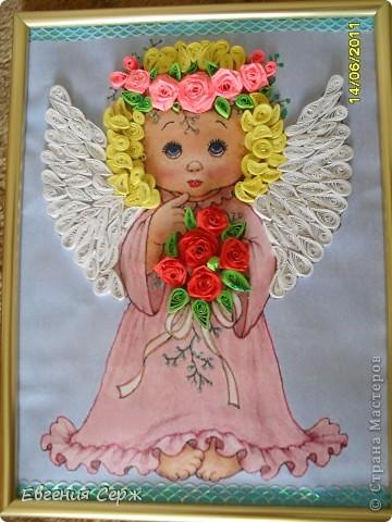 повторюшка спасибо за идею JULLIKA ее чудные ангелочки меня сразили наповал и мне сразу захотелось сделать фото 4