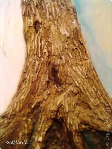 моя работа над барельефом на стене фото 6