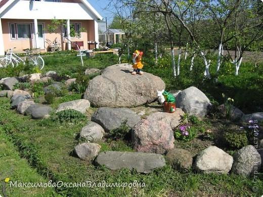 Фото сделаны ещё весной, сейчас намного красивее-всё в цветах. фото 6
