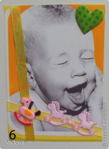 Детки - наше счастье, вот у нас по этому поводу родилась серия! Первой выбирает bagira1965 фото 7