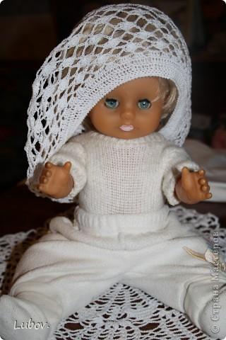 Этот беретик мне тоже очень понравился и я решила его связать! Спасибо Ирине за такие замечательные беретики(http://stranamasterov.ru/node/198409). фото 2