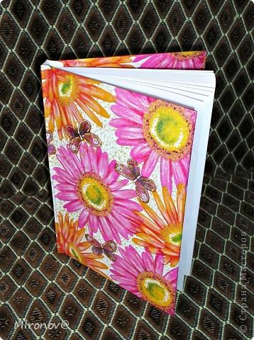 Блокнотик для подружки. фото 1