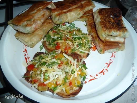 бутерброды для тех кто не ест мясо фото 1