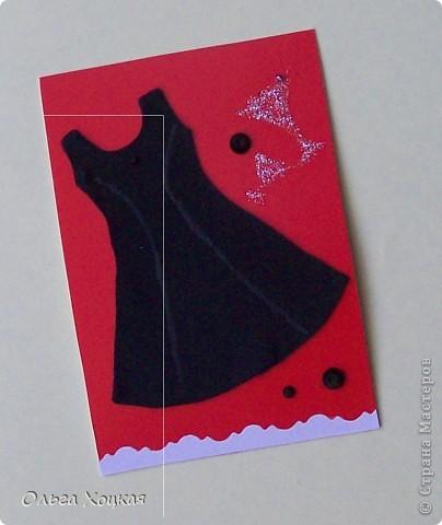 Давно заглядывалась на Ваши платьица, и вот тоже решилась попробовать. Маленькое черное платье для коктейля. Сейчас лето, отпуска и для романтического вечера - коротенькое, легенькое платье из черного шелка. Фасоны разные, но право первого выбора у тех, кому я должна Nataliasanna и ...КсЮша... фото 5