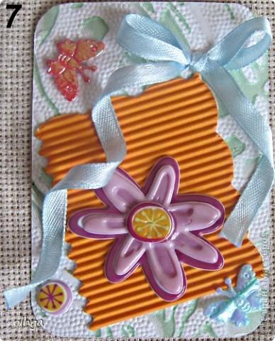 "АТС ""Ленты, бабочки, цветочки."" серия закрыта. фото 8"