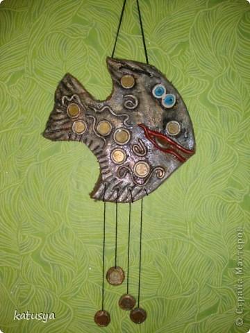 рыбка-денежка
