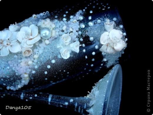 Реши сделать белые цветы а получились мило розово-кремовые, как у яблони фото 13