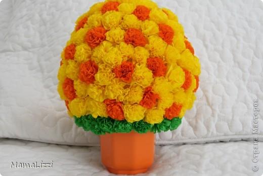 Солнечный Цветочный шарик фото 1