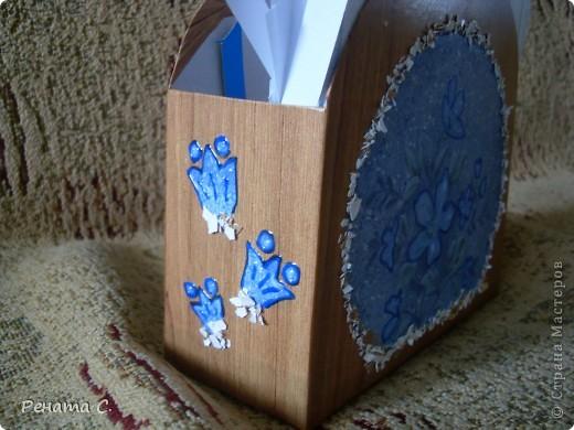 Вот такая коробочка получилась фото 3