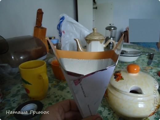 Сегодня я делаю свою первый в моей жизни мастер класс,хотя можно даже сказать сразу два МК,один по изготовлению формочки для будощего арбуза,а второй сама заливка свечи.На фото арбузик, который должен получиться в конечном результате. фото 5