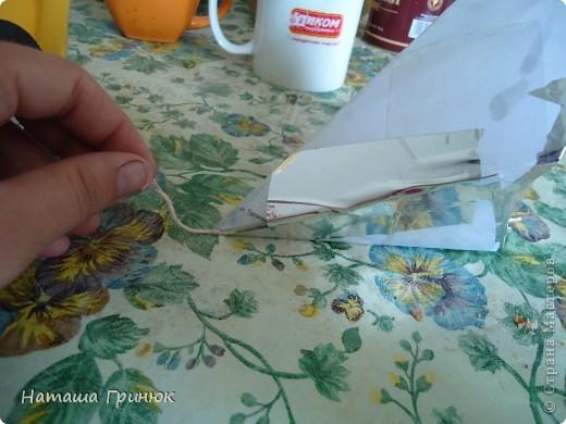 Сегодня я делаю свою первый в моей жизни мастер класс,хотя можно даже сказать сразу два МК,один по изготовлению формочки для будощего арбуза,а второй сама заливка свечи.На фото арбузик, который должен получиться в конечном результате. фото 7