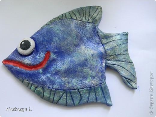 Теперь и у меня живут рыбки! фото 3