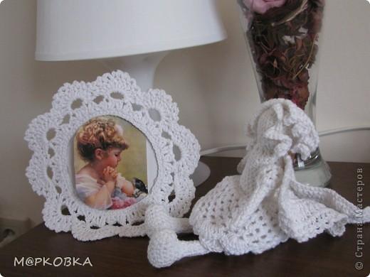 Давно заглядывалась на безликих ангелов польского маcтера Эльжбеты Павелец,есть в них что-то трогательное и загадачное. фото 2
