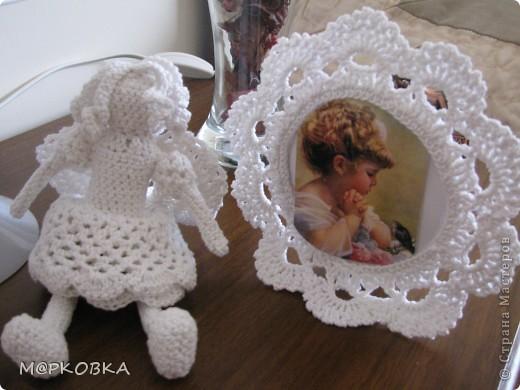 Давно заглядывалась на безликих ангелов польского маcтера Эльжбеты Павелец,есть в них что-то трогательное и загадачное. фото 8