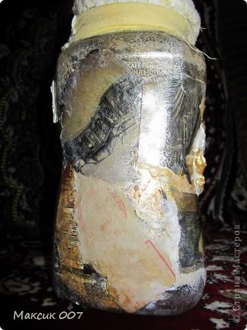 вот моя первая ваза фото 3