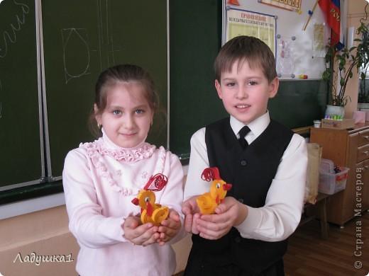 """Игрушки своими руками. 3""""Б"""" школа№356 Москва"""